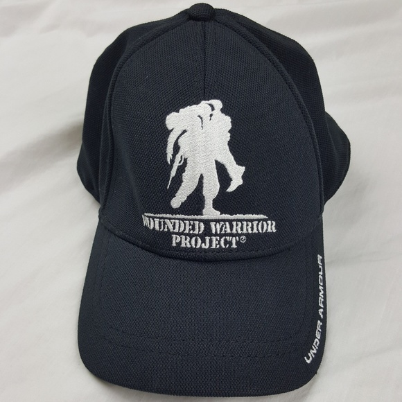 Under Armour Wounded Warrior Project UA Cap Hat. M 5a9384755512fd88b34f2114 8c65c35cd4f0